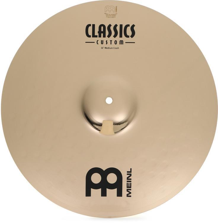 Meinl Cymbals Classics Custom Medium Crash - 16