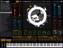 Tracktion BioTek Organic Synthesizer - Sound Design Edition
