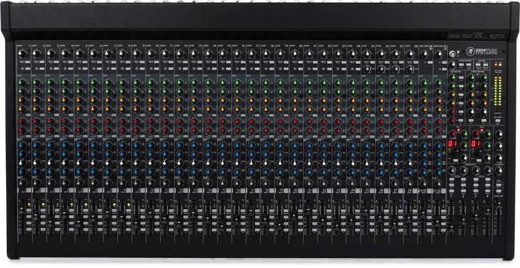 Mackie 3204VLZ4 Mixer image 1