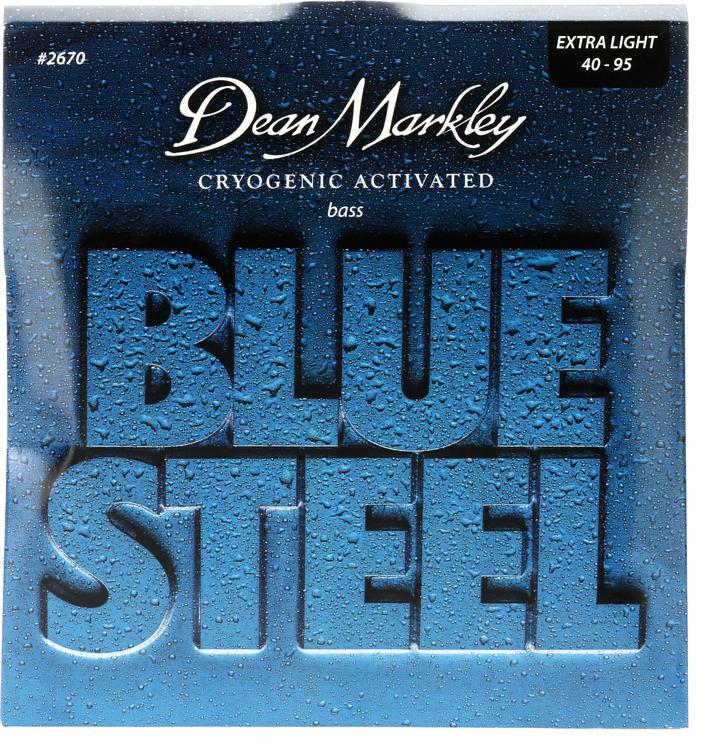 Dean Markley Blue Steel 2670 XL - .040-.095 Extra Light image 1