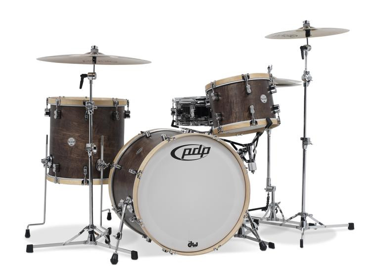 PDP Concept Maple 3-piece Shell Pack - 22