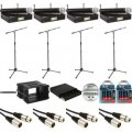 Shure BLX2/SM58 Complete Handheld Wireless Microphone System