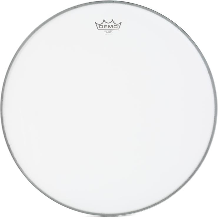 Remo Coated Emperor Bass Drum Head - 20