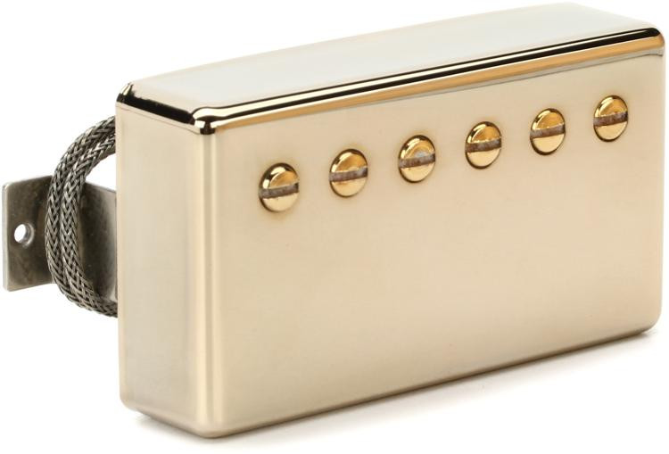 Gibson Accessories \'57 Classic Pickup - Gold, Neck or Bridge, 2-Conductor image 1