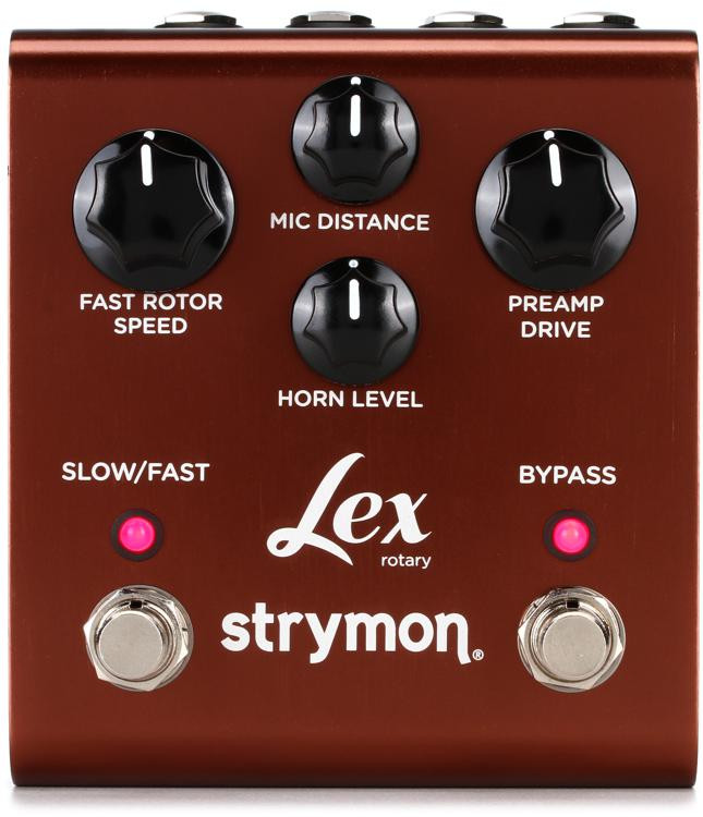 Strymon Lex Rotary Speaker Simulator Pedal image 1