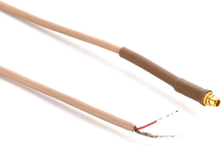 Countryman IsoMax E6 Replacement Cable - Pigtail, Tan, 2mm Cable image 1