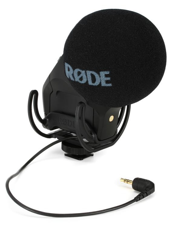 Rode Stereo Video Microphone Pro - with Integrated Rycote Shockmount image 1