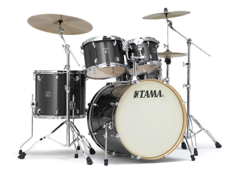 Tama CK52KS Superstar Classic 5-piece Shell Pack - Midnight Gold Sparkle image 1