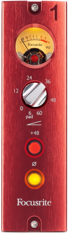 Focusrite Red 1 Microphone Preamp image 1