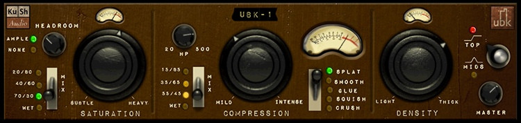 Kush Audio UBK-1 Plug-in image 1