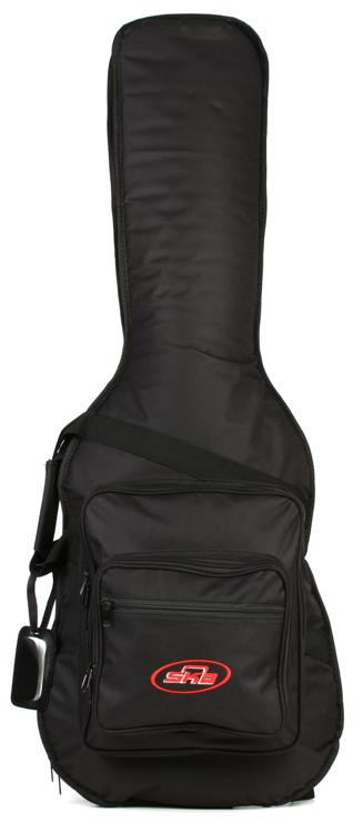 SKB GB66 Electric Guitar Gig Bag - Black image 1