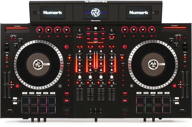 Numark NS7III USB MIDI DJ Controller image 1