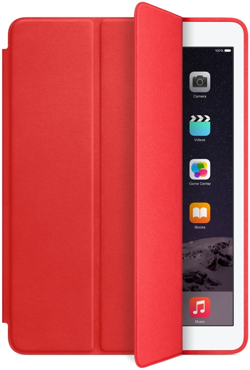 Apple iPad Air 2 Smart Case - Red image 1