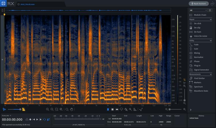 izotope rx elements upgrade from rx plug in pack sweetwater. Black Bedroom Furniture Sets. Home Design Ideas