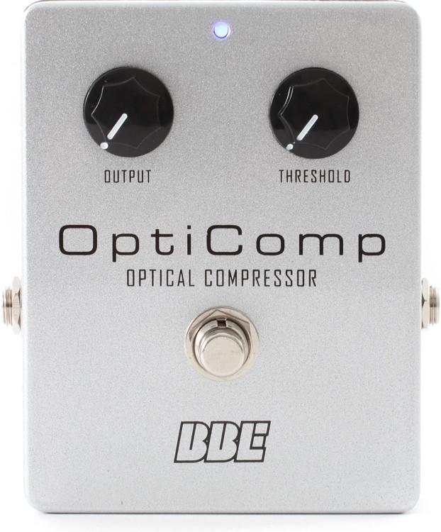 BBE OptiComp Optical Compressor Pedal image 1