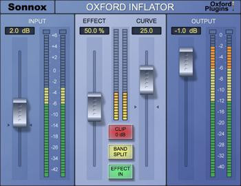 Sonnox Oxford Inflator Plug-in - HD-HDX image 1