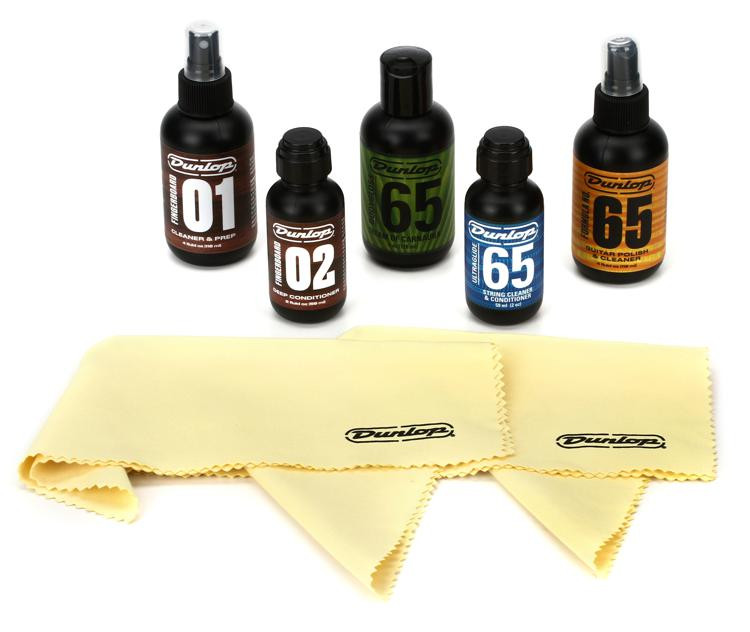 Dunlop 6500 System 65 Guitar Maintenance Kit image 1
