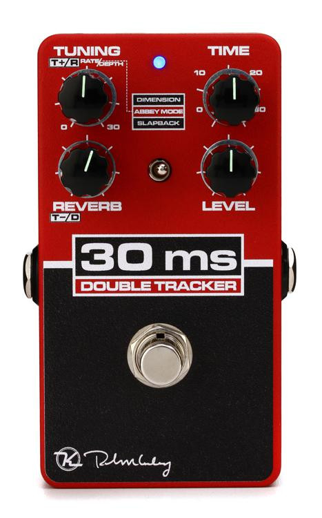 Keeley 30ms Automatic Double Tracker Delay Pedal image 1