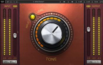 Waves Greg Wells ToneCentric Plug-in image 1