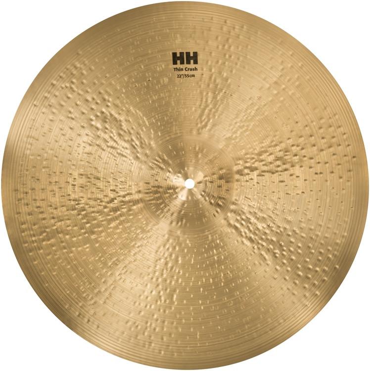 Sabian HH Thin Crash Cymbal - 22