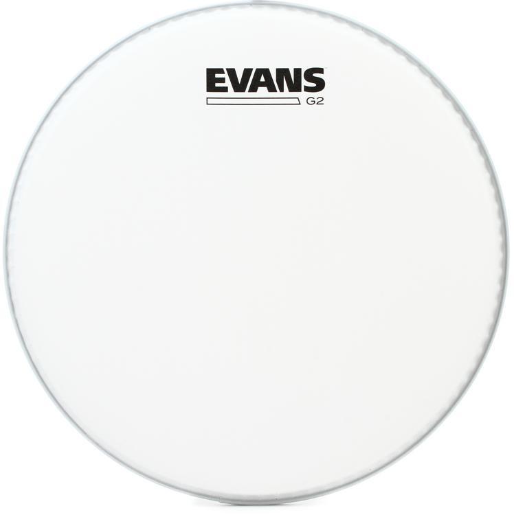 Evans G2 Coated Drum Head - 10