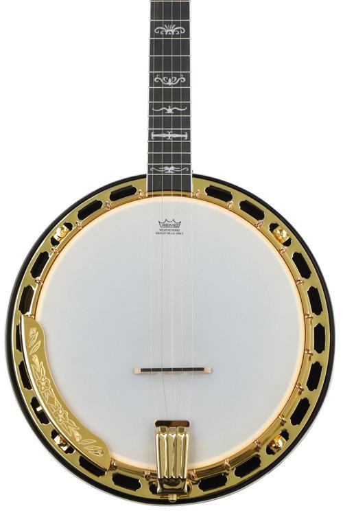 Washburn B17 5 String Banjo - Sunburst image 1