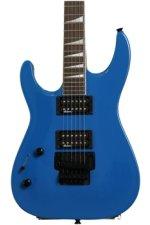 Jackson JS32L Dinky, Left-handed - Bright Blue