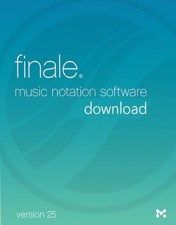 MakeMusic Finale - Academic Version (download) image 1