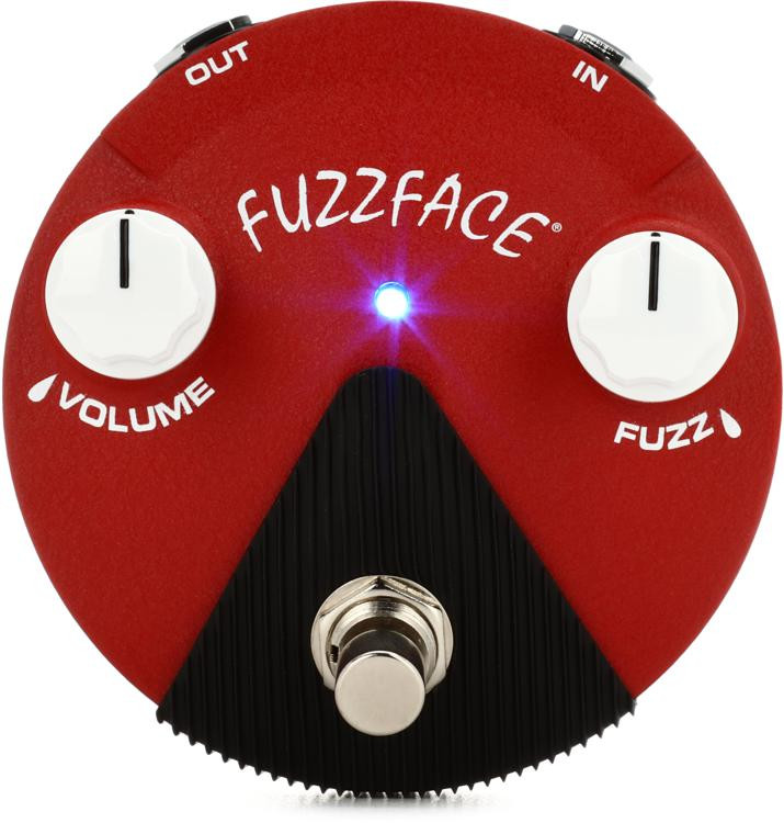 Dunlop FFM6 Band of Gypsys Fuzz Face Mini image 1