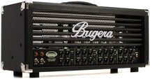 Bugera TriRec Infinium 100-watt 3-channel Tube Head