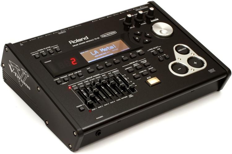 Roland TD-30 Drum Sound Module image 1
