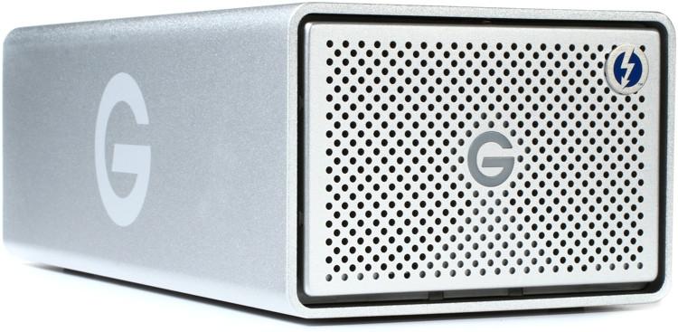 G-Technology G-RAID with Thunderbolt 8TB Desktop RAID Hard Drive image 1