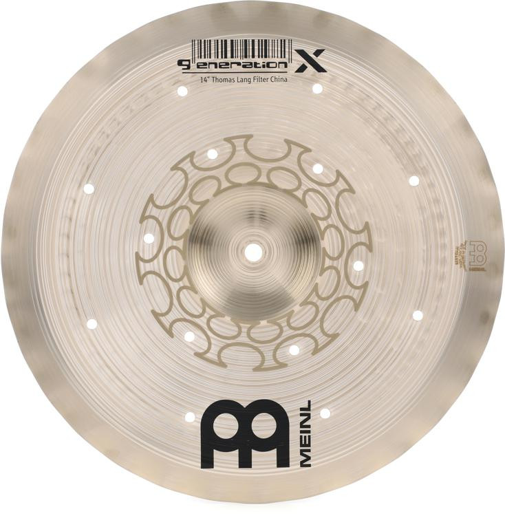 Meinl Cymbals Generation X Filter China - 14