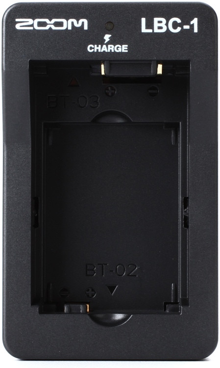 Zoom Battery Charger for BT-02 and BT-03 Lithium-ion Batteries image 1