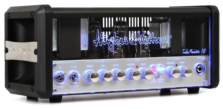 Hughes & Kettner TubeMeister 18 - 18/5/1-watt Tube Head image 1