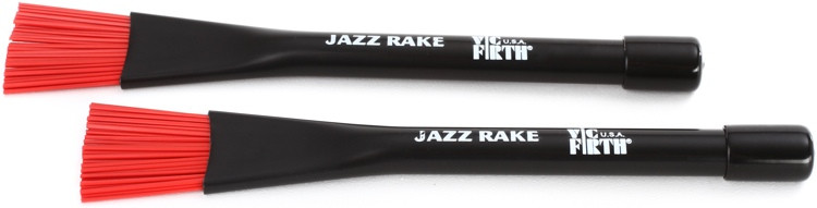 Vic Firth Jazz Rake Brushes image 1