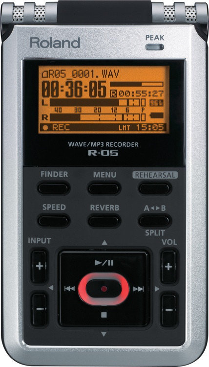 Roland R-05 image 1
