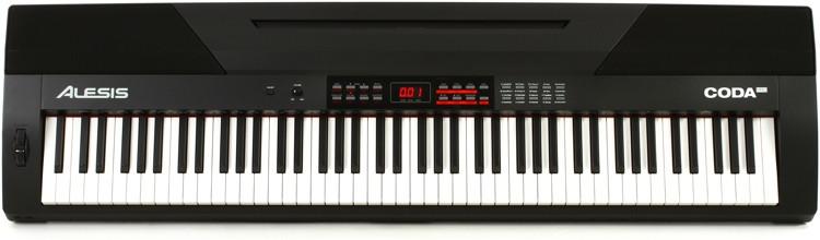 Alesis Coda Pro 88-key Weighted Key Digital Piano image 1