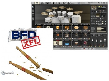 FXpansion BFD XFL Expansion Pack image 1