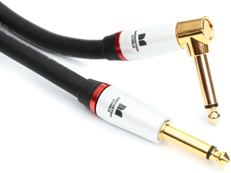 Monster SP2000-I-12A - 12\' Studio Pro 2000 Instrument Cable image 1