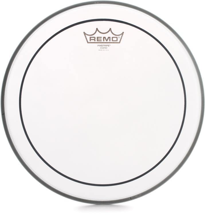 Remo Coated Pinstripe Drumhead - 12