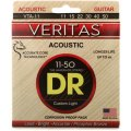 DR Strings VTA-11 - 0.011-0.050 Custom Light Phosphor Bronze Acoustic Strings