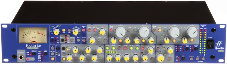 Focusrite ISA430 MKII Producer Pack image 1