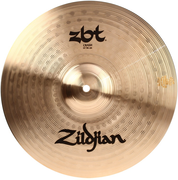Zildjian ZBT Crash Cymbal - 14