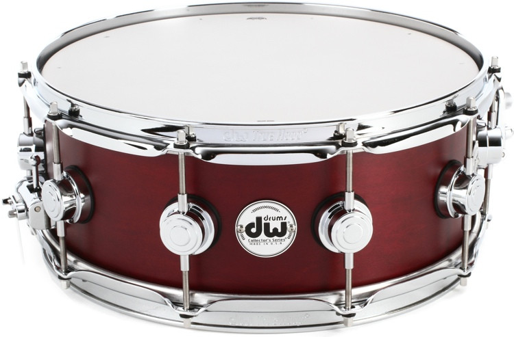 DW Collector\'s Series Satin Oil Snare Drum - 5.5