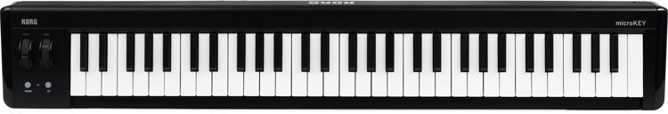 korg microkey 61 keyboard controller sweetwater. Black Bedroom Furniture Sets. Home Design Ideas