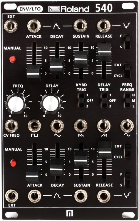 Roland System-500 540 Dual EG and LFO Eurorack Module image 1