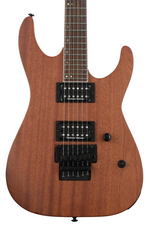 ESP LTD M-400 Mahogany - Natural Satin image 1