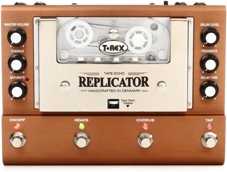 T-Rex Replicator Analog Tape Delay Pedal image 1