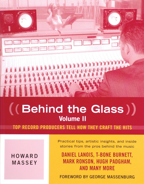 BackBeat Books Behind the Glass, Volume II image 1